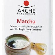 Matcha from Arche Naturkuche