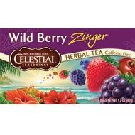 Wild Berry Zinger from Celestial Seasonings