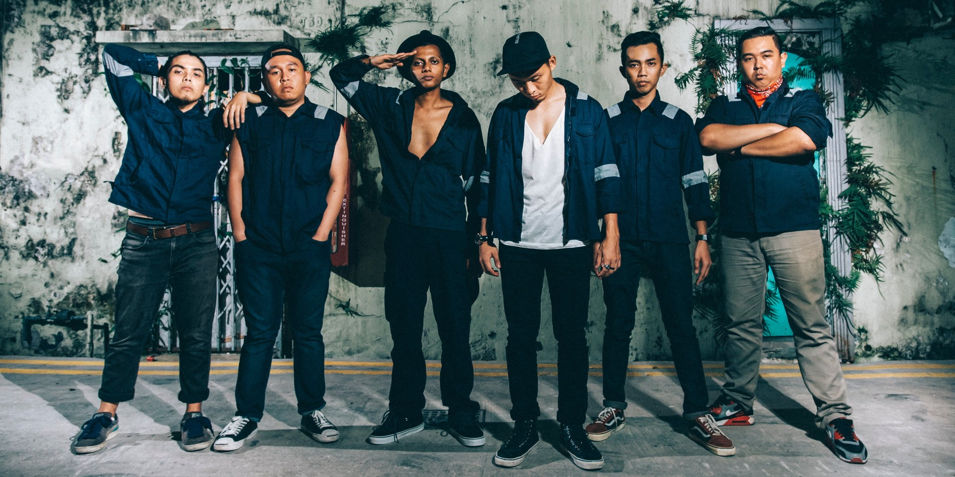 Rap-rock outfit Young releases sophomore album Full Circle