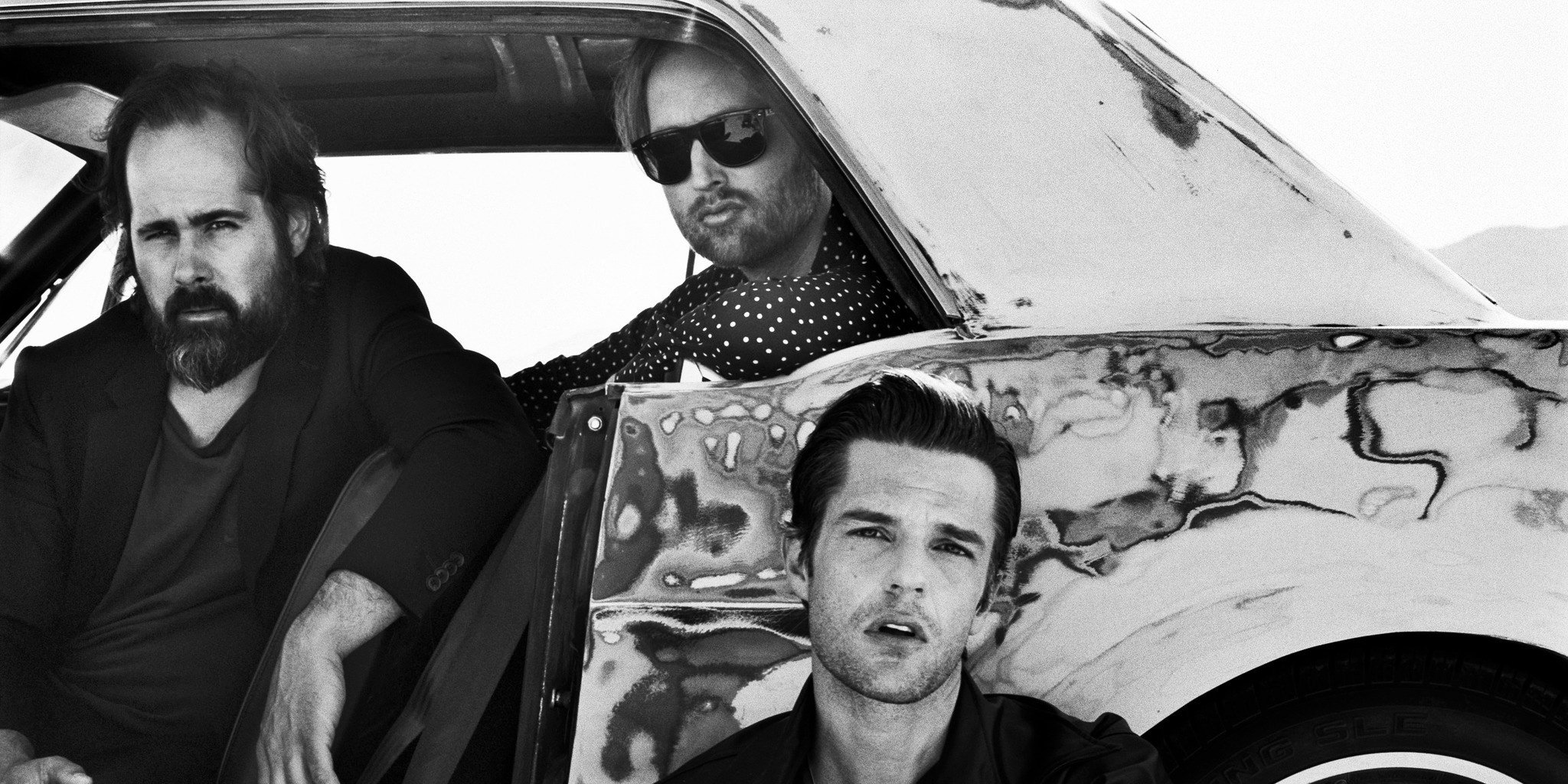 The Killers are coming to Asia in September