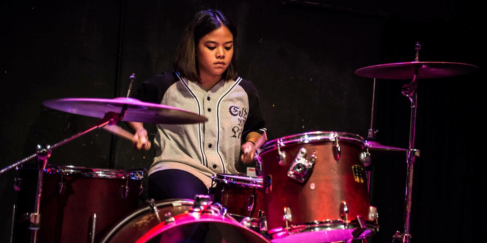 We speak to some of the female drummers in Singapore who are killing it