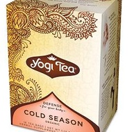 Cold Season from Yogi Tea