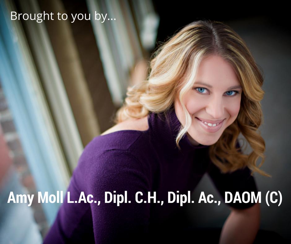 Amy Moll DAOM, L.Ac (OR, FL), Dipl. OM (NCCAOM)