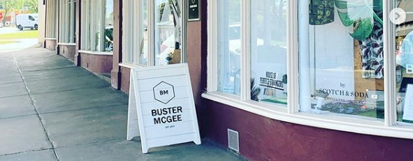 Buster McGee cover image | Regional Victoria | Travelshopa