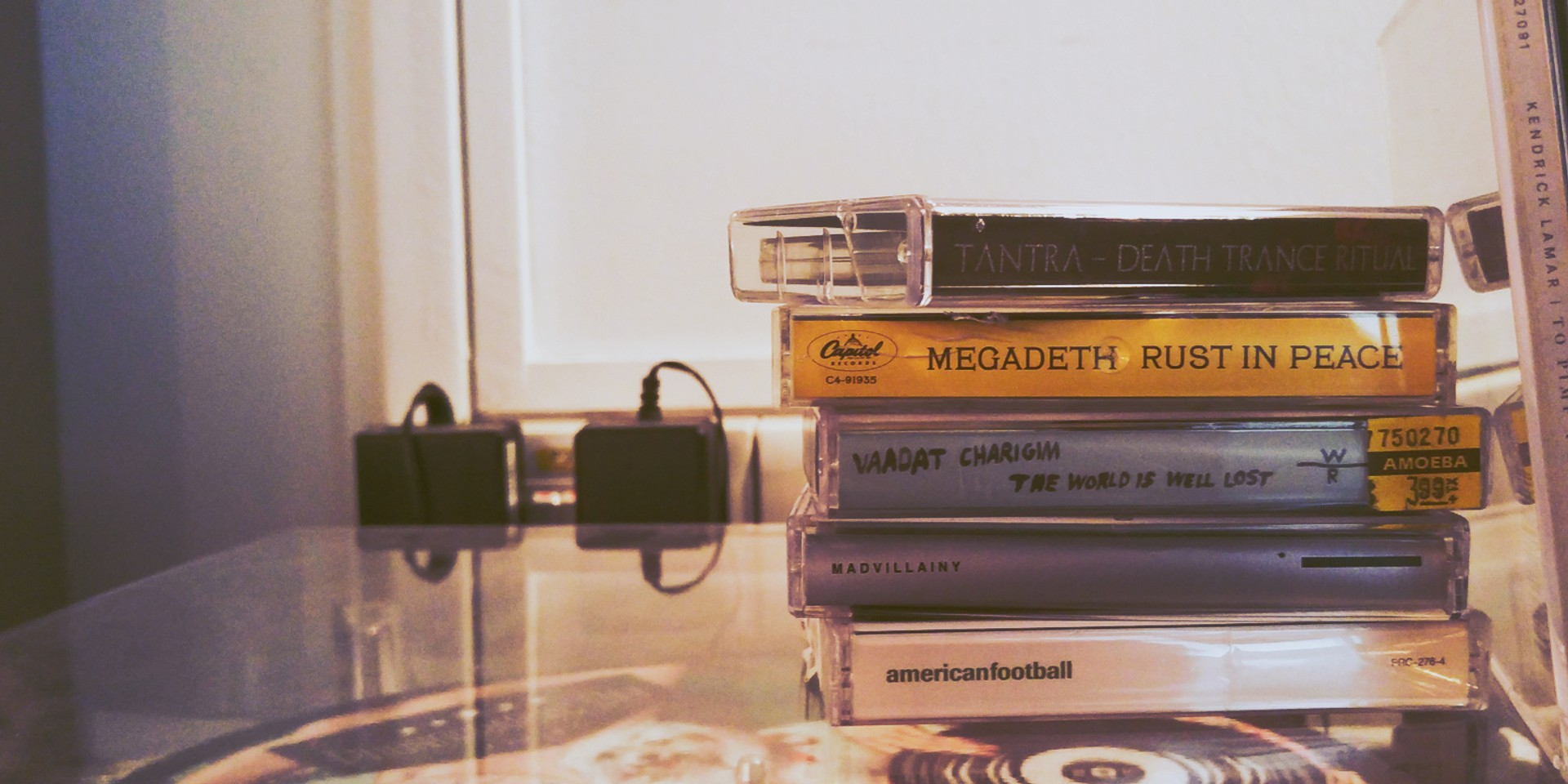Cassettes making a comeback? Maybe not, but it's still very cool
