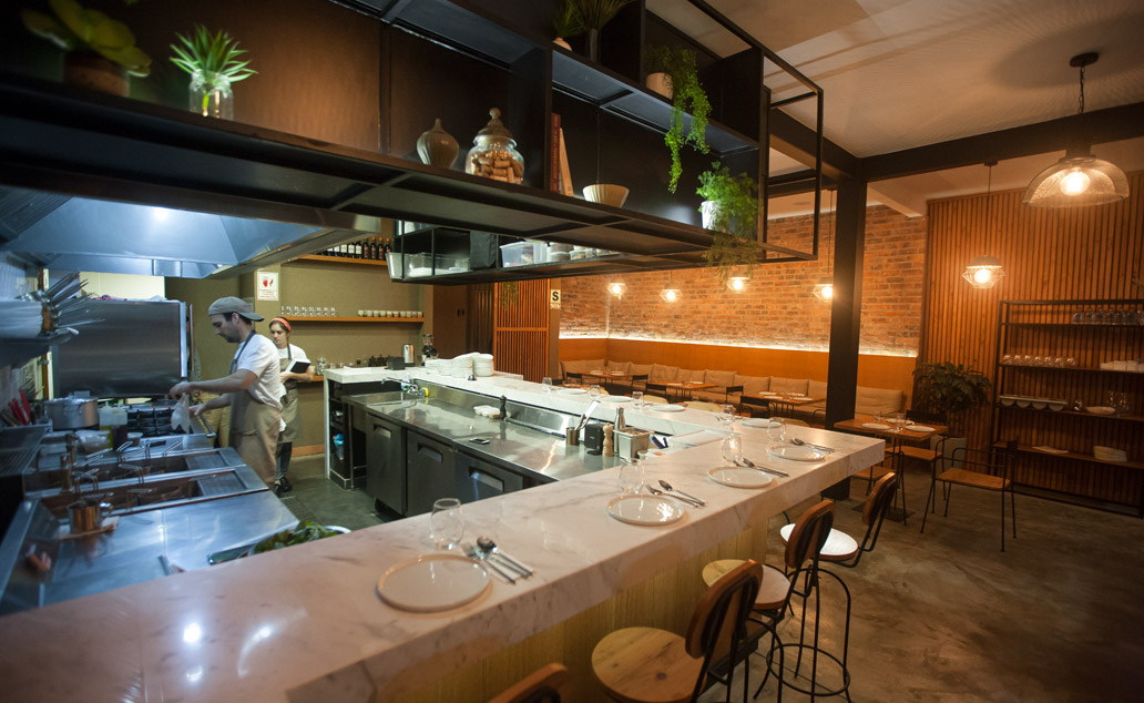 Restaurante Pasta - Cocina Lab