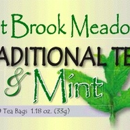 Traditional Tea and Mint from Mint Brook Meadow Teas