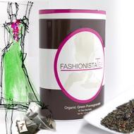Organic Green Pomegranate from Fashionista Tea