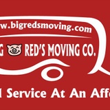Big Red's moving services image