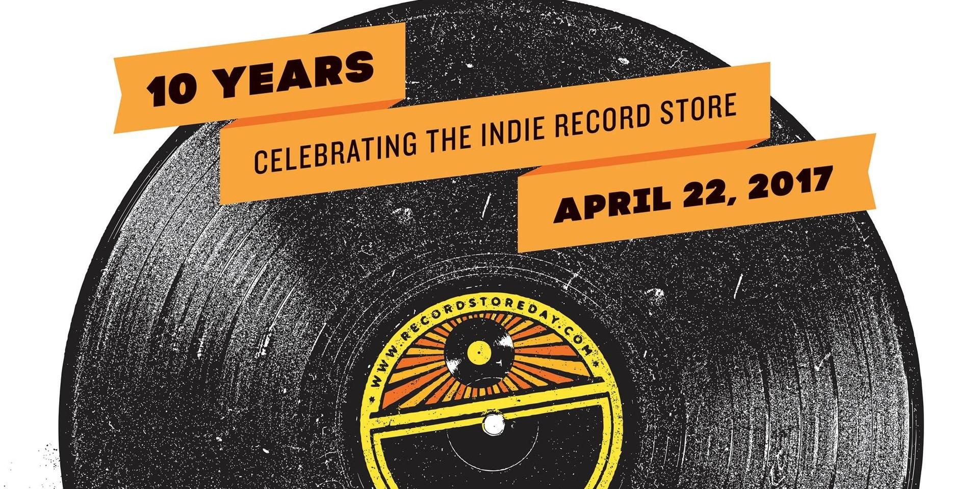 Audio Pilipinas celebrates 10 years of Record Store Day