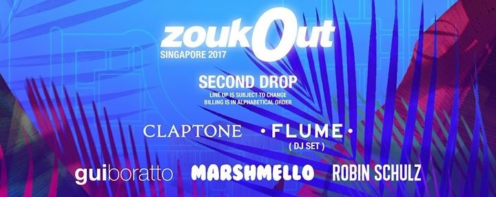 ZoukOut 2017 Day 1