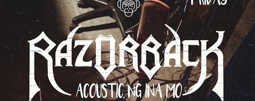 """""""Acoustic ng Ina Mo"""""""