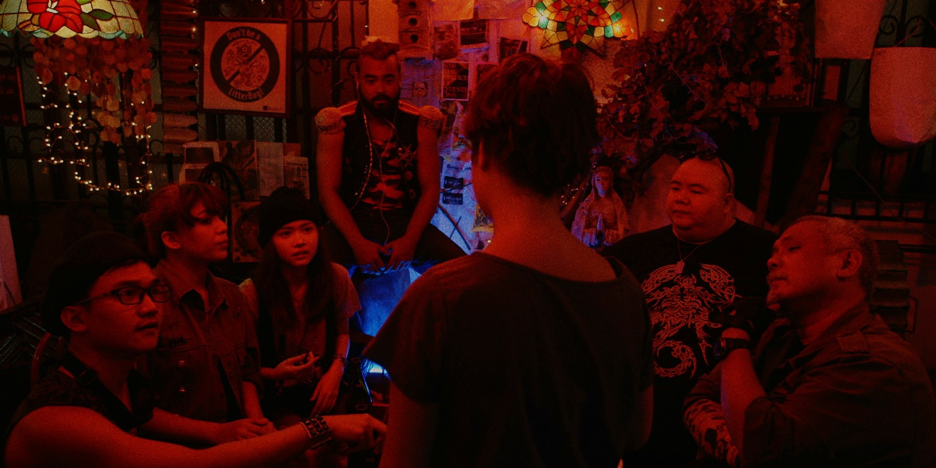 Flying Ipis featured in Vimeo Staff Pick short film Manila Death Squad