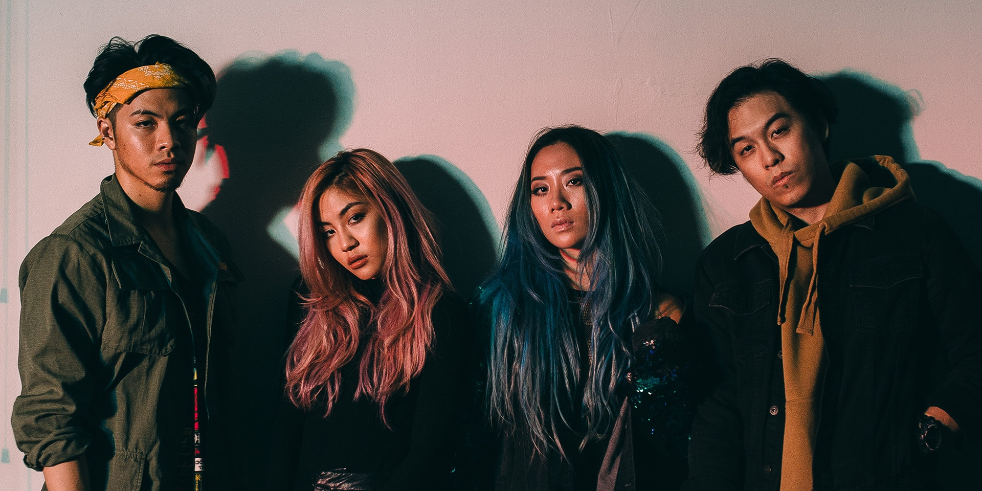 Watch the multi-coloured music video for The Sam Willows' 'Keep Me Jealous' — premiere