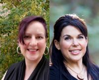 Tamra Schnyder and Karen Wilson