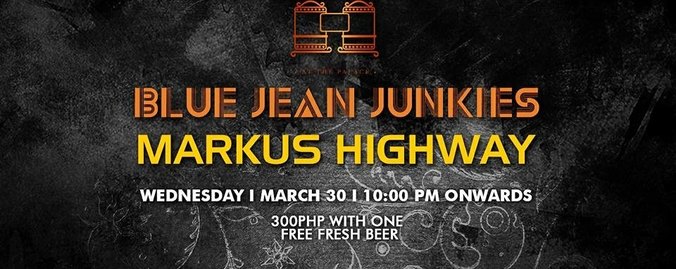 Blue Jean Junkies & Markus Highway