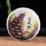 "2020 Yunnan Sourcing ""Nan Po Zhai"" Old Arbor Raw Pu-erh Tea Cake from Yunnan Sourcing"