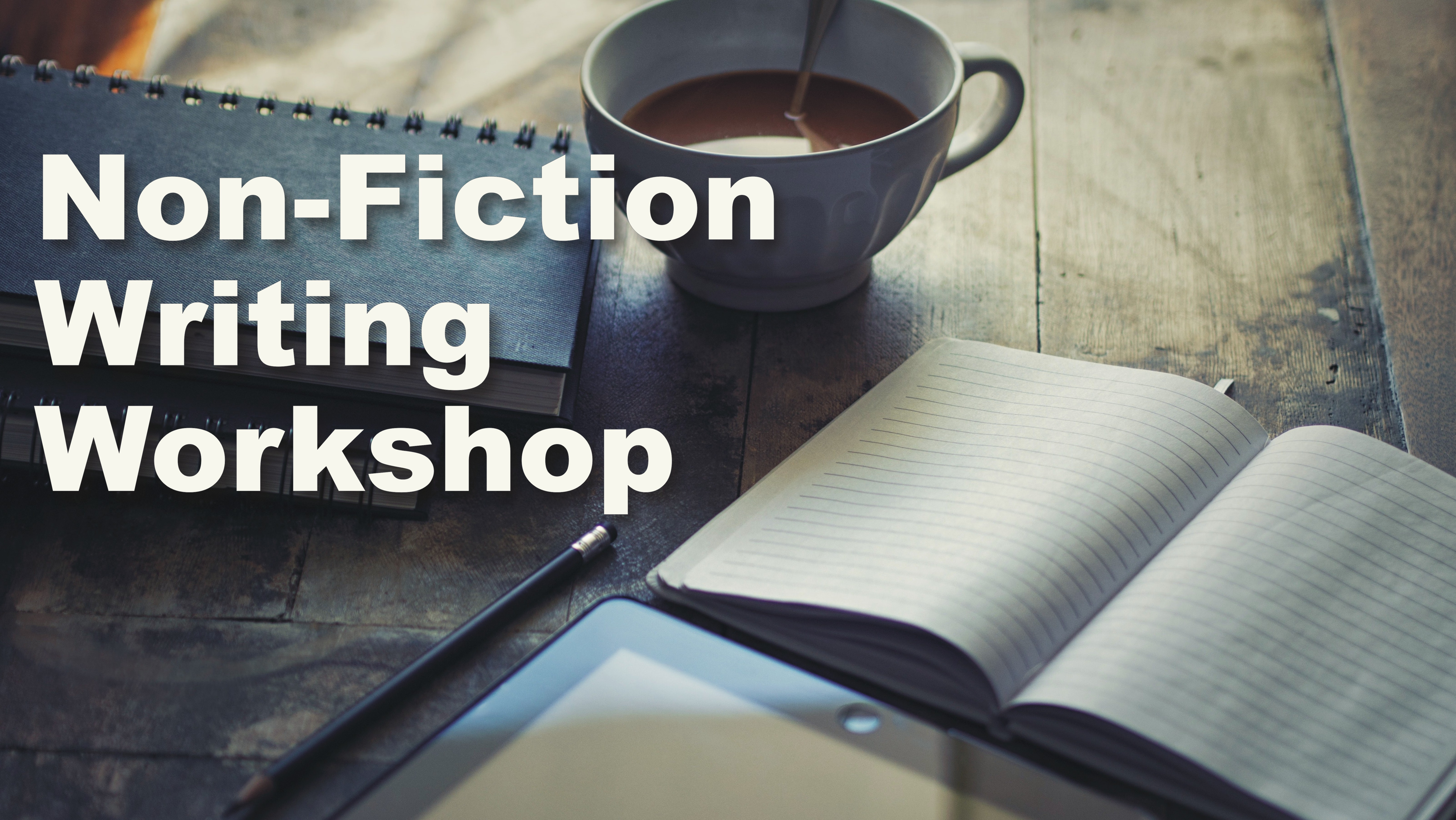 Non-Fiction Writing Workshop Logo
