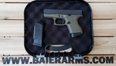 Glock New in Box G43 OD 9mm 6rds