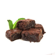 White Tea Brownies from Sanctuary T