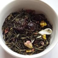 Spumoni Green Tea from A Quarter to Tea