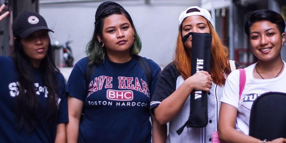 LISTEN: All-grrrl hardcore punk band Radigals 'GOT YOUR BACK', teases new EP