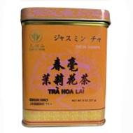 Jasmine Tea / Thé du Jasmin from Tian Hu Shan