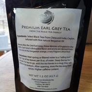 Premium Earl Grey Tea from Orient Organics