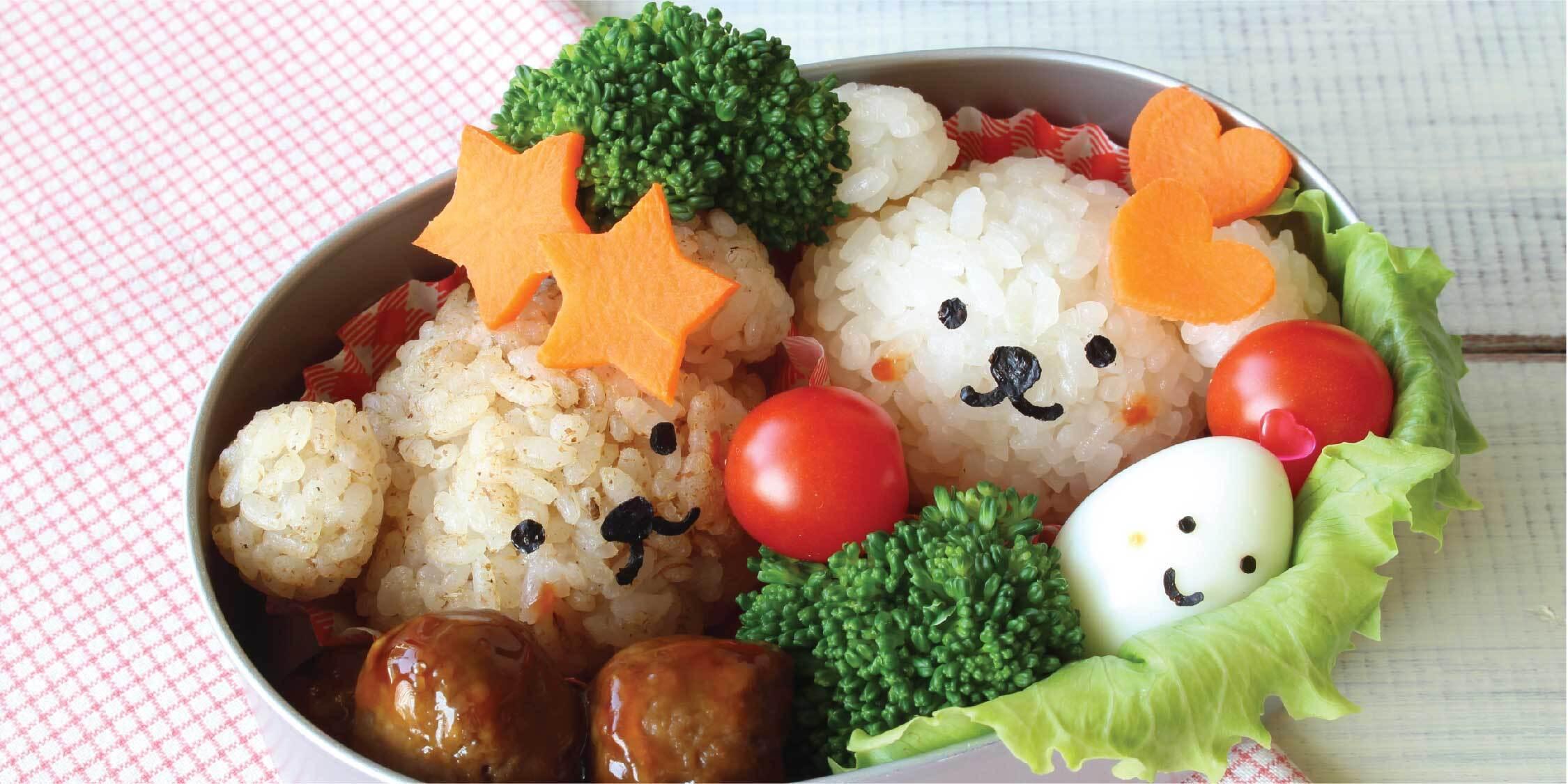 Ilustrasi bisnis katering makanan rumahan, bisnis catering makanan, bisnis catering makan siang, gambar catering rumahan