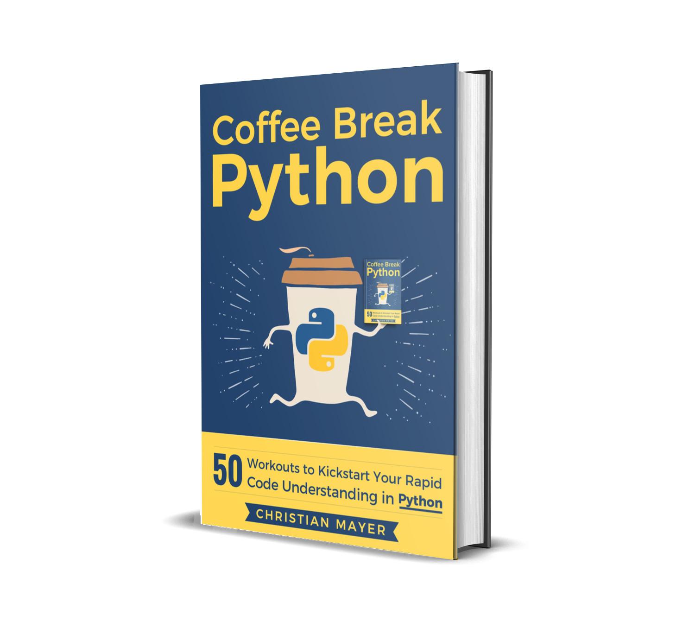 eBook] Coffee Break Python | Finxter | Coffee Break Python