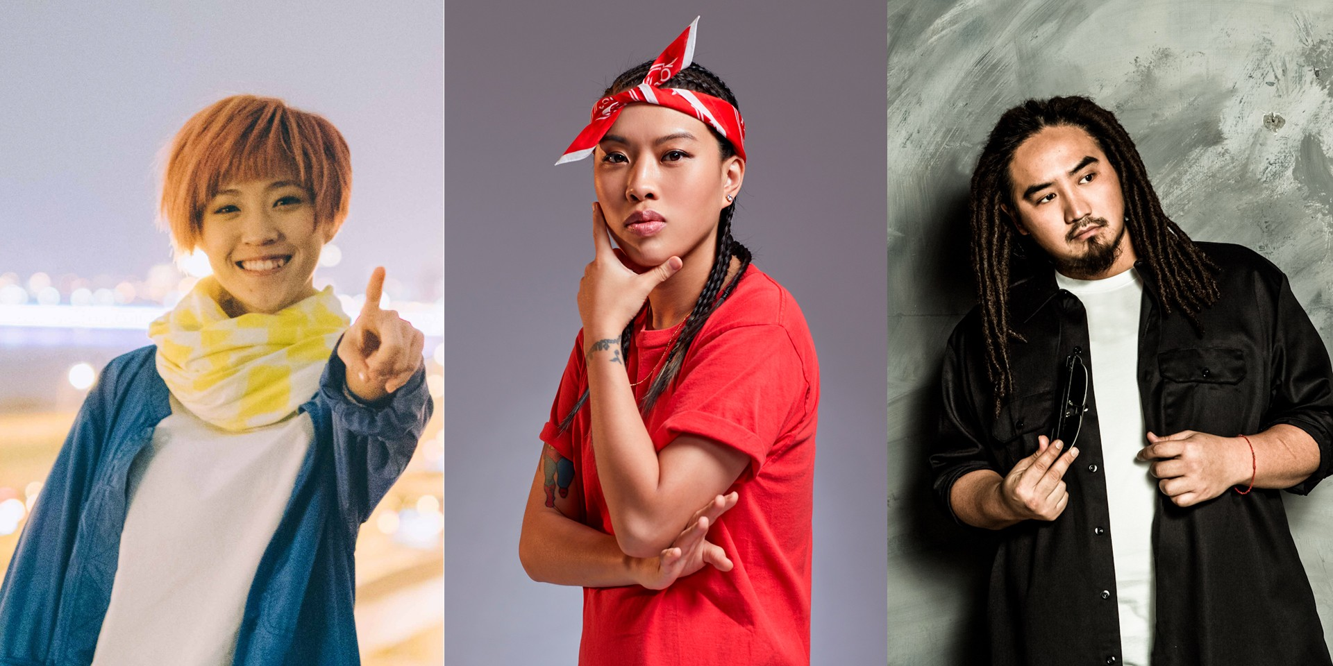 Don't miss these three Taiwanese acts at the upcoming Huayi 2018