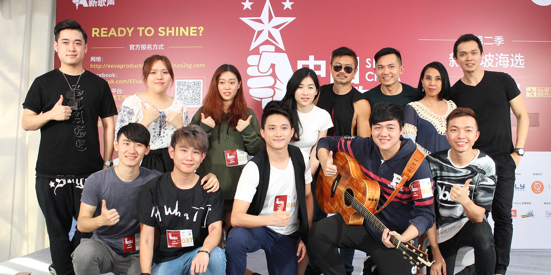 Sing! China finds their next Nathan Hartono with the Singapore Selections