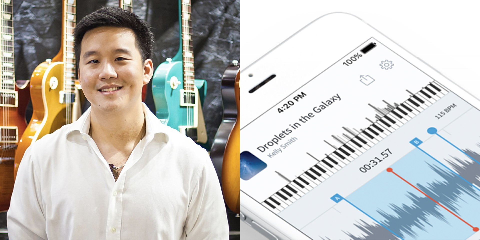 Singapore platform BandLab wins award in the US for their next-gen music tool