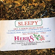 Sleepy from Herbs by Merlin