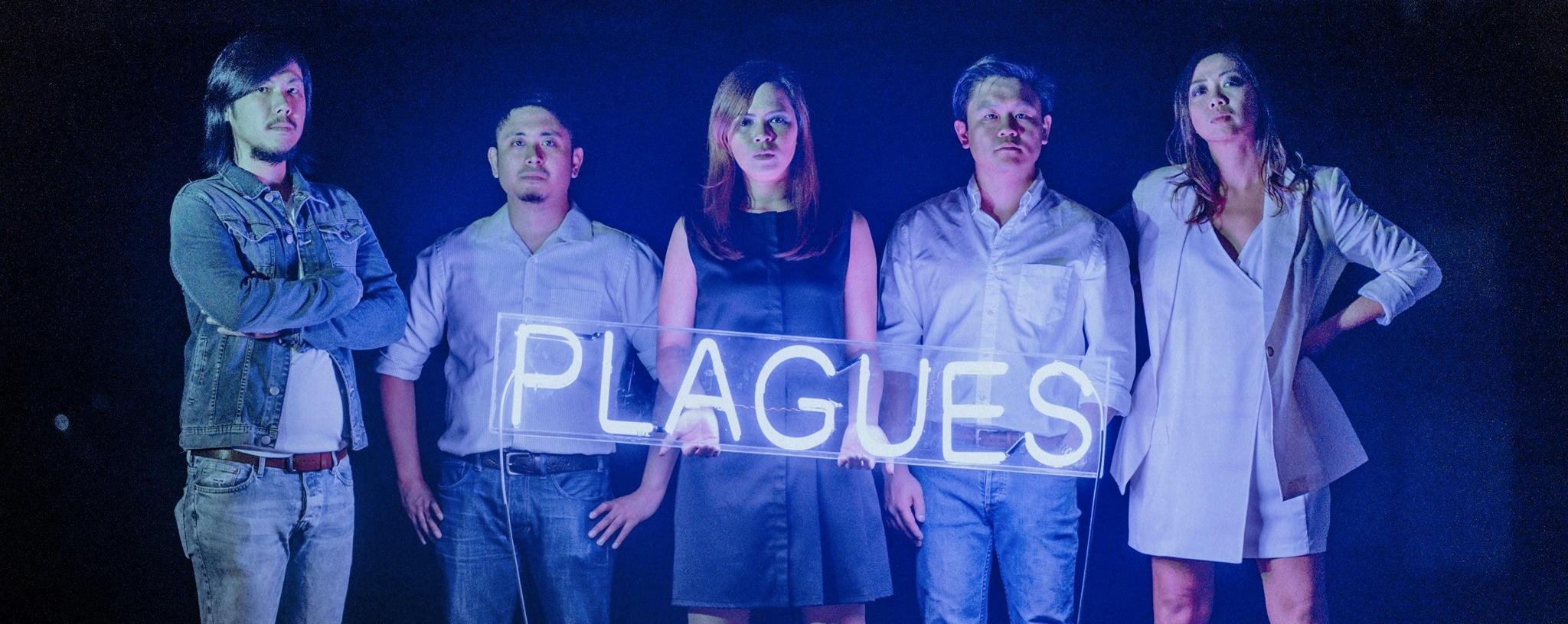 Taken by Cars' Plagues Vinyl Launch Party