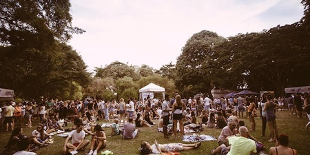 Win tickets to Sunshine Nation's Garden Beats Festival this Saturday