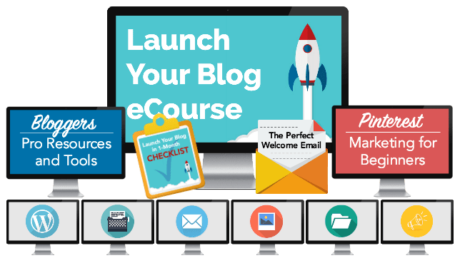 How to start a blog | Create and Go Review | Launch Your Blog eCourse review| Quickly Start a Blog | Pinterest Marketing