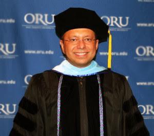 Dr. Henry Álvarez, M.D., Ph.D., Ed.D