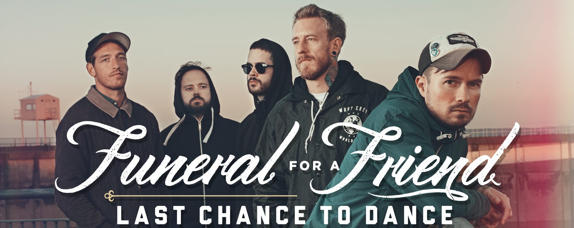 Funeral For A Friend - Last Chance To Dance Tour - Singapore 2016