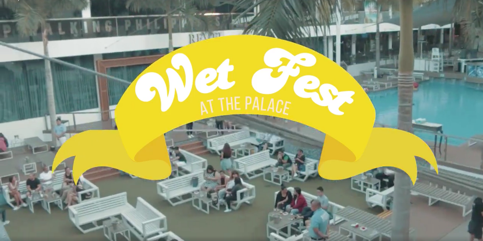 WATCH: Apartel, Sinosikat?, Tom's Story and more indie acts take over the Palace Pool Club for Homonym's Wet Fest 3.0