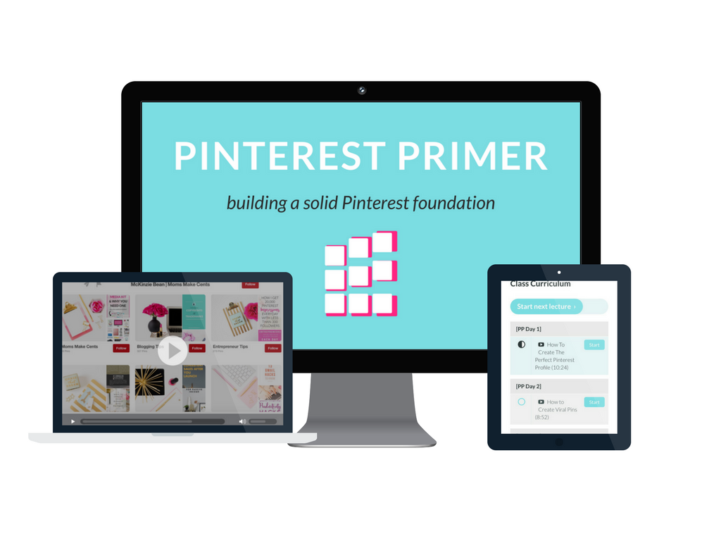 Pinterest Primer | Moms Make Cents