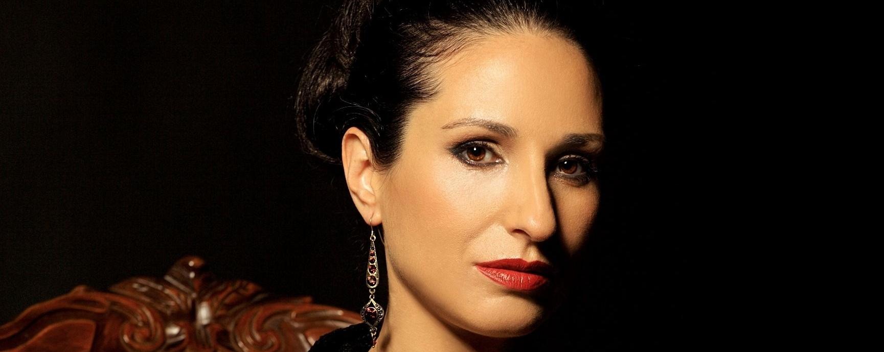 Gordana Kostic International Opera Singer at The Music Salon