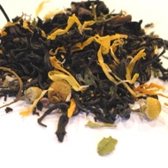 Chocolate Chamomile Curiosity Brew from Verdant Tea
