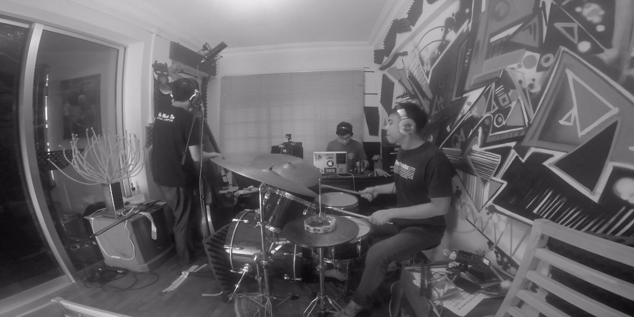Jazz, breakbeat and jungle coalesce beautifully on AKJ Trio's live one-take wonder  — watch