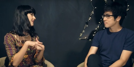 WATCH: Kimbra and Charlie Lim in conversation about musicianship, spirituality and Ethiopia