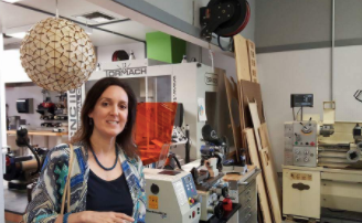 Michele Costanza at Suncoast Science Center