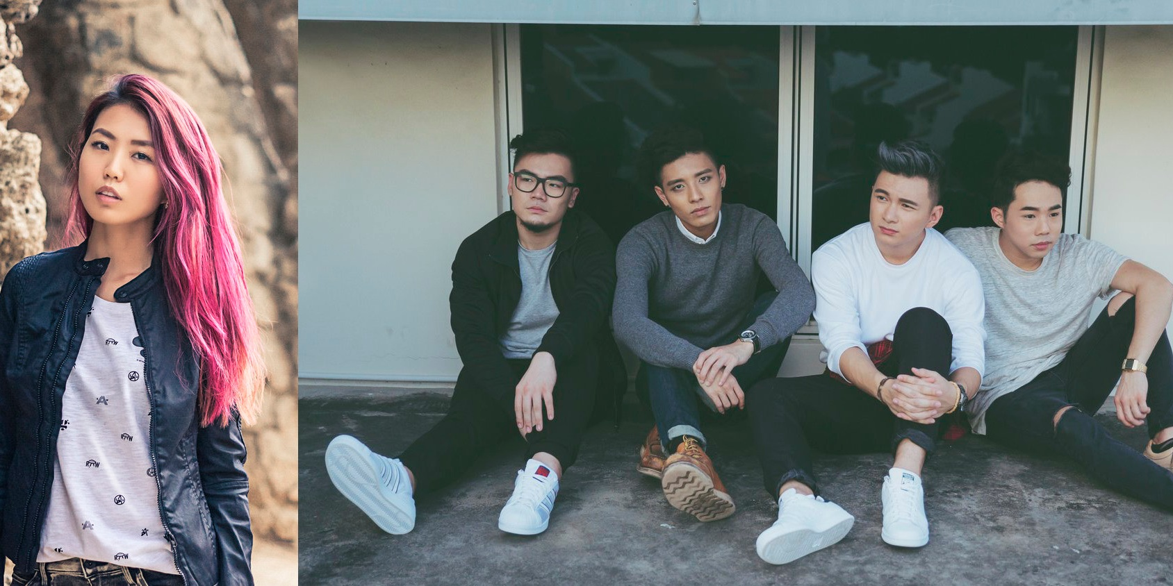 Tay Kewei and The Façade to perform at Hong Kong Asian-Pop Music Festival