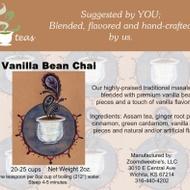 Vanilla Bean Chai from 52teas