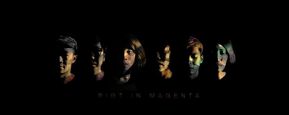 Riot in Magenta LP Launch