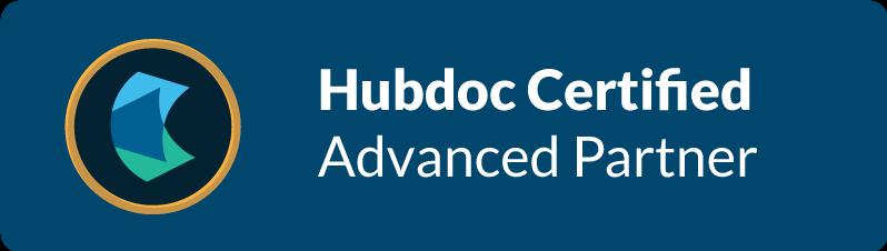 Hubdoc Certified QuickBooks Online